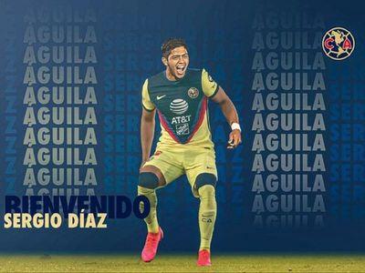 Sergio Díaz es nuevo jugador del América