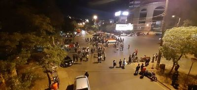 Se diseminan protestas en CDE contra retroceso de cuarentena