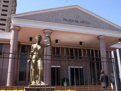 Suspenden actividades judiciales en Alto Paraná hasta el 12 de agosto