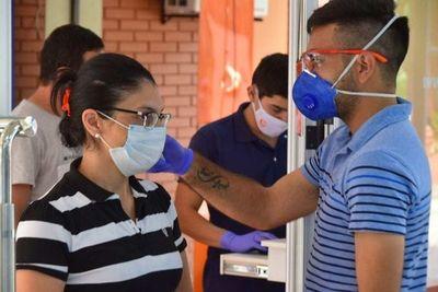 COVID en Paraguay: hubo 192 nuevos positivos y otro fallecido