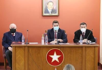 Operación Cicatriz: ANR renueva Comisión Ejecutiva