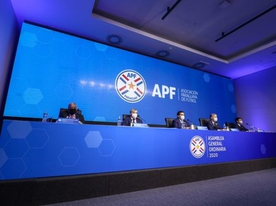 Asamblea General de la APF aprueba gestión 2019 y contratos con Tigo y Puma