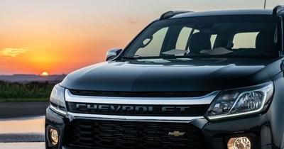 Chevrolet presentó la versión más imponente y tecnológica de la S10