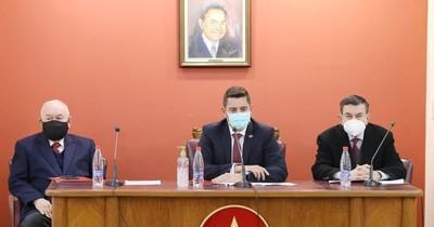 Unidad colorada se enmarca con nueva Comisión Ejecutiva