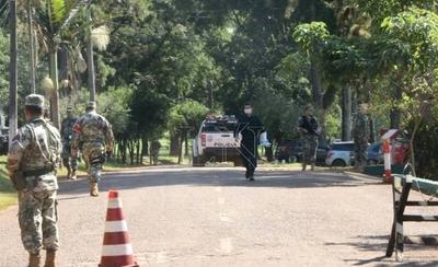 """HOY / Cuarentena total en Alto Paraná: proponen """"permiso"""" de trabajo hasta las 17 horas"""