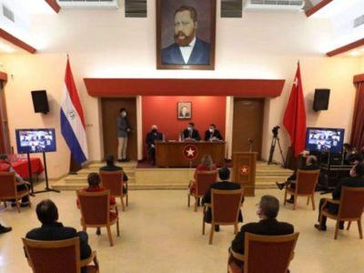 Pacto Abdo-Cartes se consolida con Alderete en vicepresidencia de la ANR