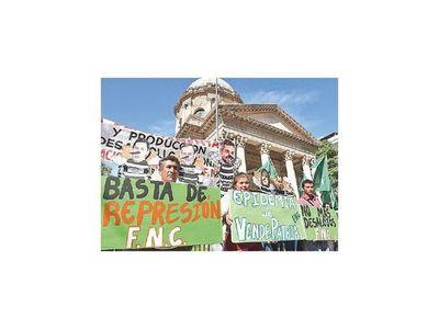 FNC advierte sobre posible intento de legalización de las tierras malhabidas
