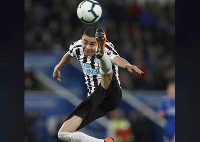 "Real Madrid también le echó ojo a ""Miggy"" ra'e"
