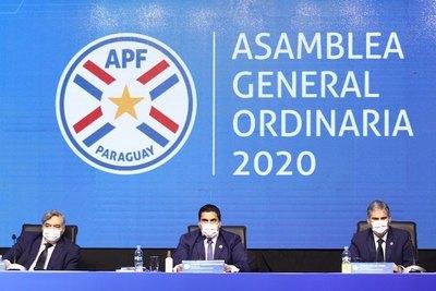 Se aprobaron contratos y la gestión de APF
