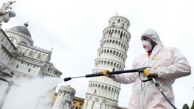 Italia formaliza la prórroga del estado de emergencia hasta el 15 de octubre