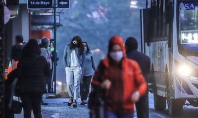 Meteorología anuncia temperaturas frías a frescas para este jueves