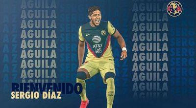 Sergio Díaz se convierte en nuevo valor del América