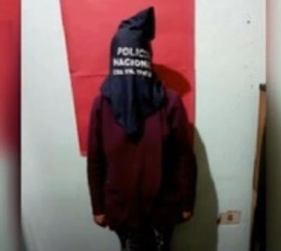 Detenidas por intento de extorsión en Ypacaraí