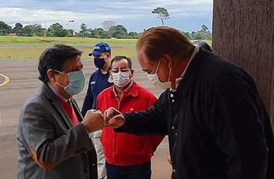 La propuesta del gobernador de Alto Paraná: Cuarentena hasta el domingo y reapertura desde el lunes