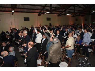"""""""La asamblea parecía una seccional"""", expresó Acosta"""