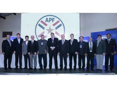 Asamblea de la APF: Piden adelanto de las elecciones