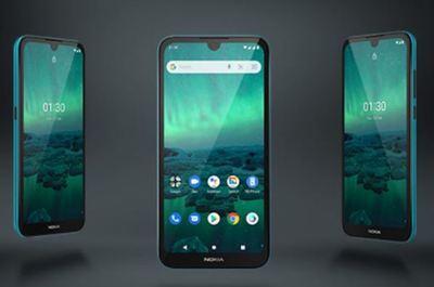 Llega a Paraguay el nuevo Nokia 1.3