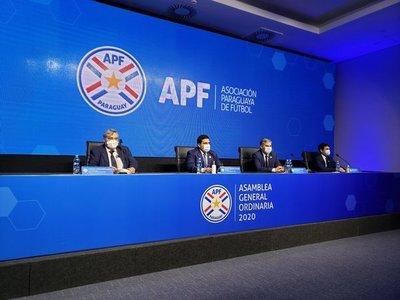 Balance de la APF aprobado por unanimidad