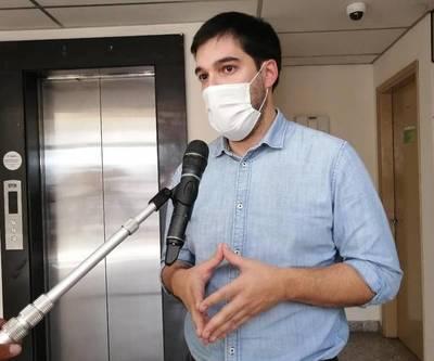 """""""Antes de tener el primer caso en Paraguay, nuestra preocupación fue Ciudad del Este"""", dice Sequera – Prensa 5"""