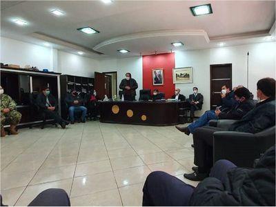Reunión de autoridades para analizar acciones ante retroceso en Alto Paraná