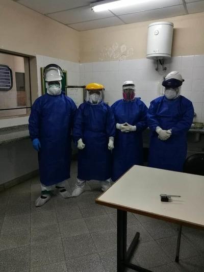 Sin complicaciones: Mujer con Covid-19 dio a luz en Coronel Oviedo