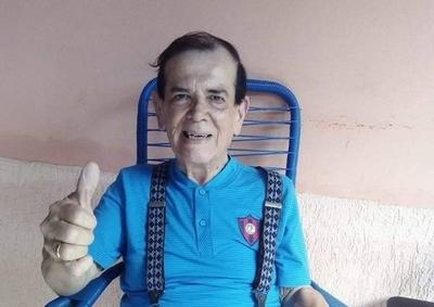 HOY / Ofrecen DVDs y libro autobiográfico de Carlitos Vera a beneficio, en pandemia