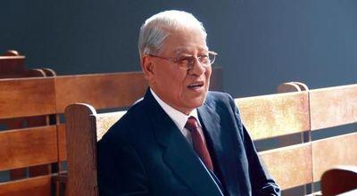Muere a los 97 años Lee Teng-hui, el primer presidente democrático de Taiwán