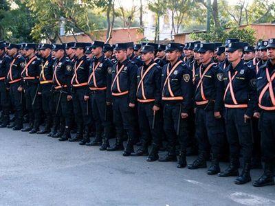 Policía en alerta ante amenaza de ataques a comercios en Asunción