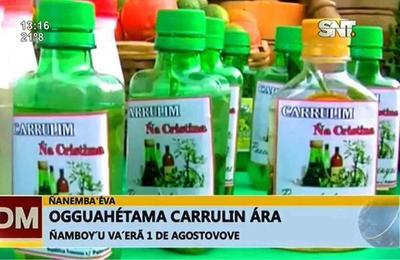 Ñanemba'éva: Oguahétema carrulin ára