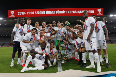 TAS ratifica sanción al Trabzonspor