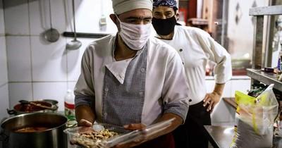Cocineros Unidos donaron 30 mil almuerzos en pandemia