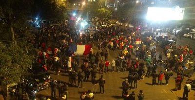 CDE: investigan hechos de violencia ocurridos en torno a las manifestaciones