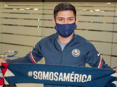 Sergio Díaz ya se encuentra en México