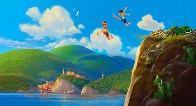"""Pixar viajará a Italia con su nueva película """"Luca"""""""