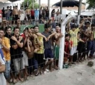 Casos de covid-19 escalan a 17 en penal de Tacumbú