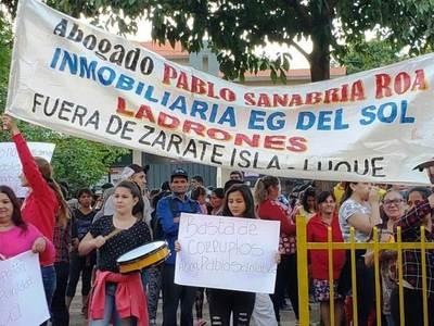 Imputaron al abogado Pablo Sanabria por atropello contra la abuelita Irma Rojas • Luque Noticias