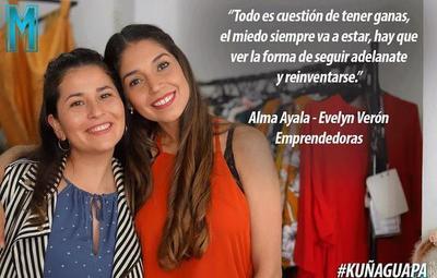 El increíble ejemplo de amistad y perseverancia de Alma y Evelyn