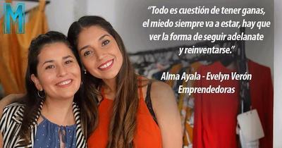 La historia de Alma y Evelyn, el ejemplo de una amistad a prueba de todo