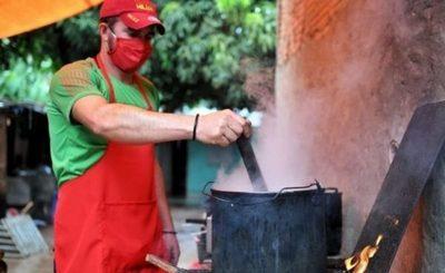 Itaipú extenderá asistencia a 1.200 ollas populares de Alto Paraná