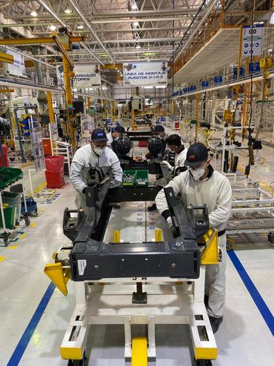 La fábrica argentina de IVECO ya está lista para retomar su producción