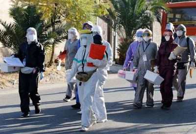 La Paz vuelve a encabezar lista de nuevos contagios de coronavirus con 613 casos