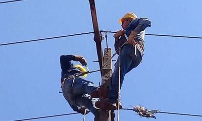 Anuncian para este domingo corte de energía eléctrica para Ayolas y Yabebyry