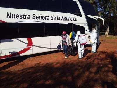 Ya son casi 300 los misioneros retornados desde la Argentina