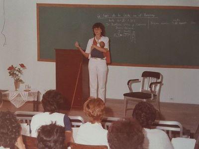 Liga de la Leche Paraguay, mujeres unidas en el camino de la lactancia