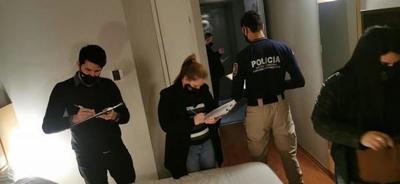 Samura: Un detenido tras allanamiento en hotel