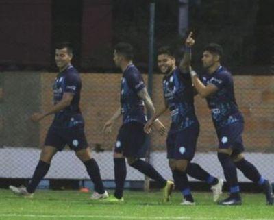 Guaireña se llevó los tres puntos de Itauguá