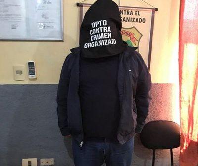 """Allanan hotel capitalino y detienen a presunto implicado en fuga de """"Samura"""""""