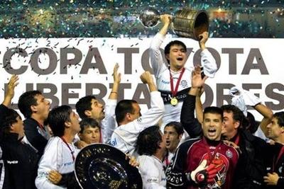 HOY / Olimpia tricampeón de la Copa Libertadores