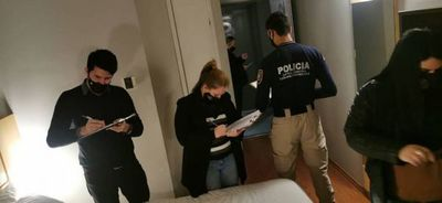 """Detienen a supuesto apoyo logístico en la fuga de """"Samura"""""""