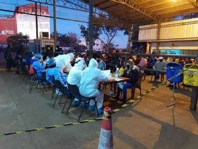 63 connacionales oriundos de Edelirason repatriados de Argentina